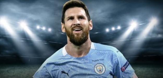 "Los perjudicados en el Manchester City tras la llegada de Leo Messi ""Foto: Infobae"""