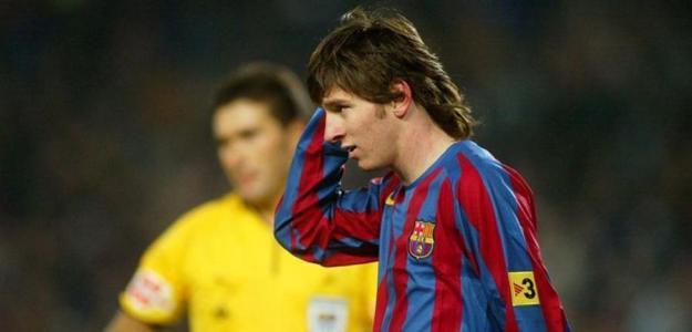 Leo Messi en 2005 estuvo cerca de fichar por el Cádiz.