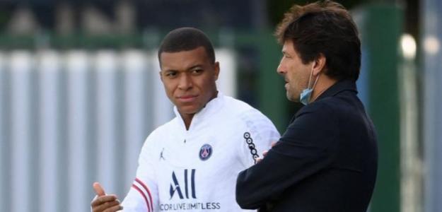 Leonardo vuelve a la carga contra el Madrid por Mbappé