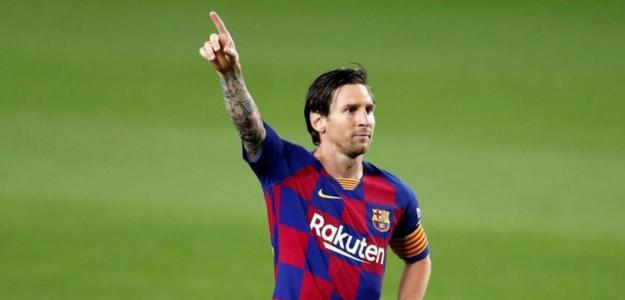 Los tres posibles destinos de Lionel Messi
