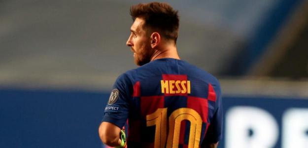 ¿Cómo puede jugar el Manchester City con Lionel Messi?