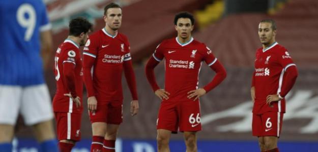 El Liverpool cambia sus planes después de perder el fichaje de Upamecano