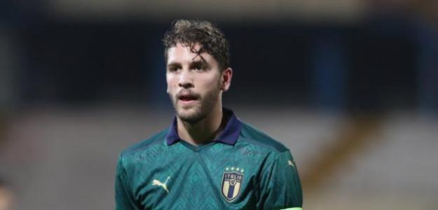 Reunión entre Sassuolo y Juventus por Manuel Locatelli