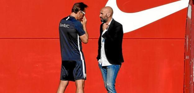 Sale un nuevo tapado para la delantera del Sevilla de cara al próximo verano. Foto: ED.