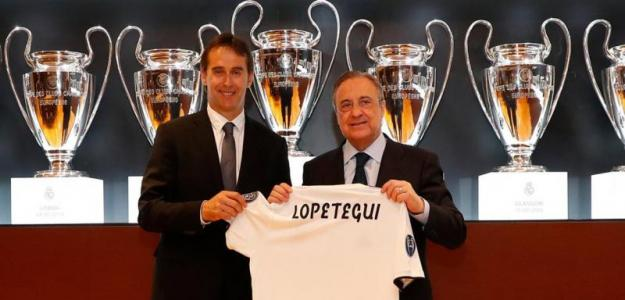 Lopetegui / Real Madrid