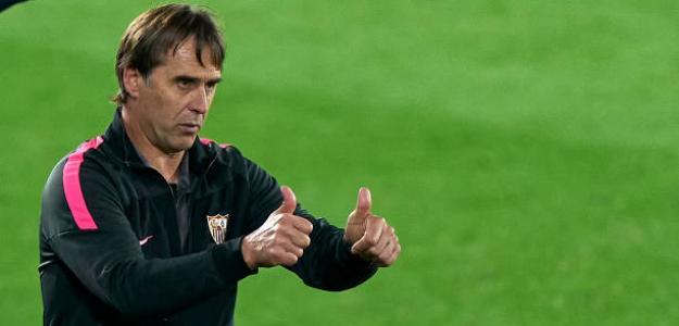 Lopetegui descarta a Pozo y el Sevilla busca lateral derecho