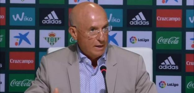 Lorenzo Serra Ferrer echa más leña a la polémica del Real Betis / RealBetisBalompie.es