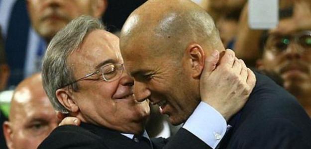 Los tres jugadores del Real Madrid que deben replantearse su futuro / Foxsports.com