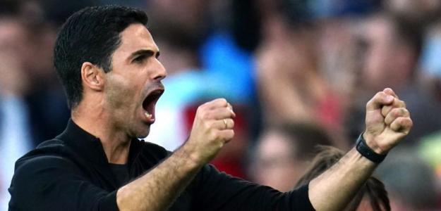 Los tres laterales derechos que sigue el Arsenal por petición de Mikel Arteta