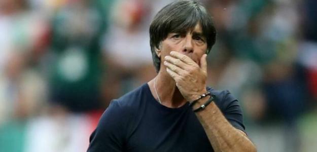 """Joachim Löw zanja el tema de la portería en la Mannschaft """"Foto: El Español"""""""