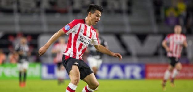Naples y PSV llegan a un acuerdo por Hirving Lozano. FOTO: PSV