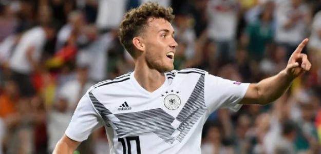 """En Alemania ya no sufren por su '9' del futuro """"Foto: 90 minutos"""""""
