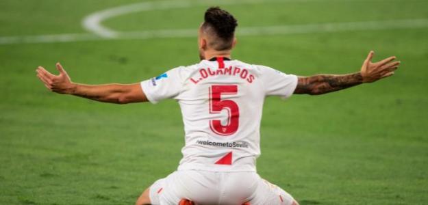 Un equipo de la Premier dispuesto a pagar 40 kilos por Ocampos. Foto: EL Correo