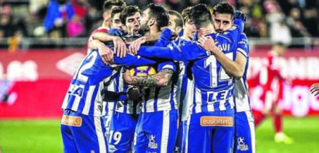 """El delantero español más en forma juega en el Alavés """"Foto: El Correo"""""""