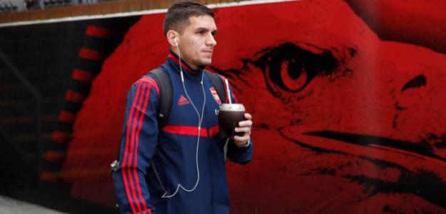 Lucas Torreira 'se queda'. Foto: Diario AS