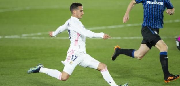 Lucas Vázquez, ¿adiós al Real Madrid? Foto: abc.es