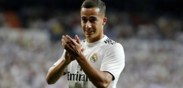 """Lo que ha pedido Lucas Vázquez para renovar con el Real Madrid """"Foto: Marca"""""""
