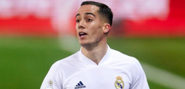 Lucas Vázquez se aleja del Real Madrid / Cadenaser.com