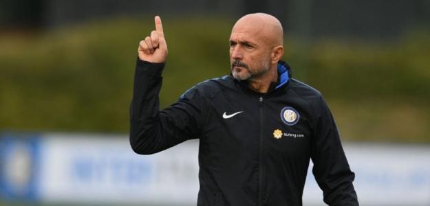 Luciano Spaelletti, entrenador del Inter. Foto: Youtube.com