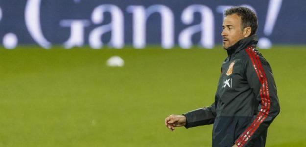 El mejor centrocampista de LaLiga para Luis Enrique. Foto: Marca