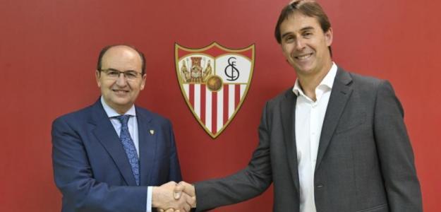 Luis Muriel está en la agenda del AC Milán y Sampdoria / Sevillafc.es