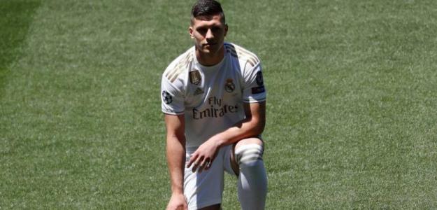 ¿Es Jovic un fracaso para el Real Madrid? / Elpais.com