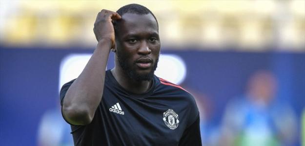 El United rechaza 60 millones del Inter por Lukaku. Foto: uefa.com