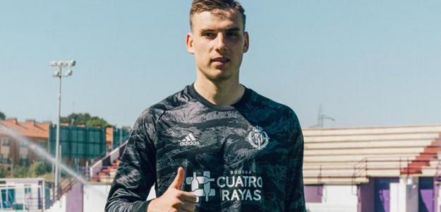 La oportunidad que Andriy Lunin merece en el Madrid