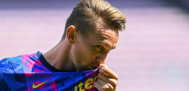 Luuk De Jong, el gran error de Koeman y del Barcelona / Depor.com