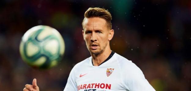 Luuk de Jong comienza a despegar en el Sevilla