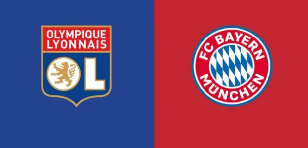 Las tres claves tácticas del Lyon vs Bayern Múnich   FOTO: DAZN