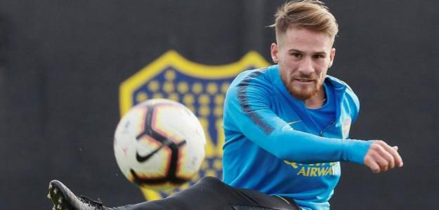 Mac Allister declara su amor incondicional por Boca Juniors
