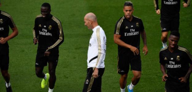 """Los señalados por Zidane para abandonar el Real Madrid """"Foto: Marca"""""""