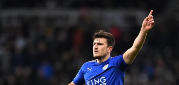 Harry Maguire se convertirá en el central más caro del mundo / Premier League