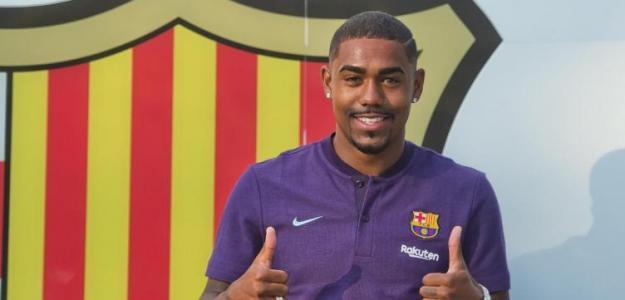 El FC Barcelona se reúne con el agente de Malcom Oliveira / FC Barcelona