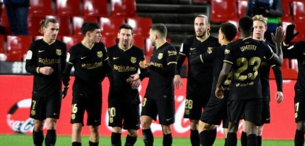 Pep Guardiola se fija en un descarte del Barcelona. Foto: La Vanguardia