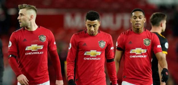 El primer fichaje que se le cae al Manchester United   FOTO: MANCHESTER UNITED