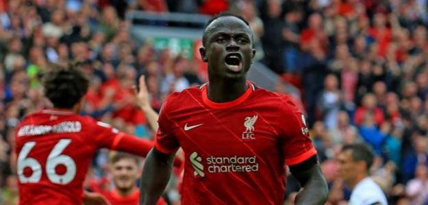 El Liverpool elige al reemplazante de Sadio Mané