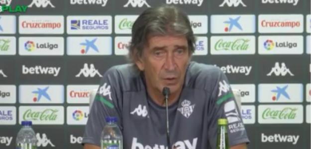 Pellegrini da el primer palo a la directiva del Real Betis. Foto: El Intra