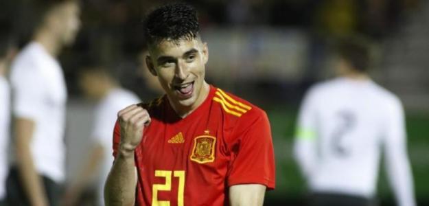 Marc Roca, el invitado sorpresa para el pivote del Real Madrid. Foto: Marca