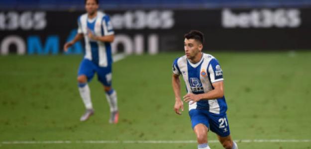 """""""El Milan, más cerca de cerrar el fichaje de Marc Roca. Foto: Getty Images"""""""