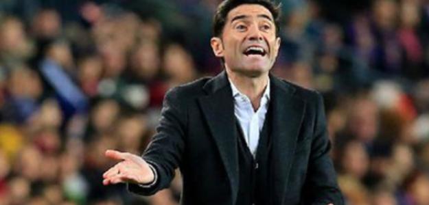 """El Tottenham piensa en Marcelino como recambio de Mourinho """"Foto: AS"""""""