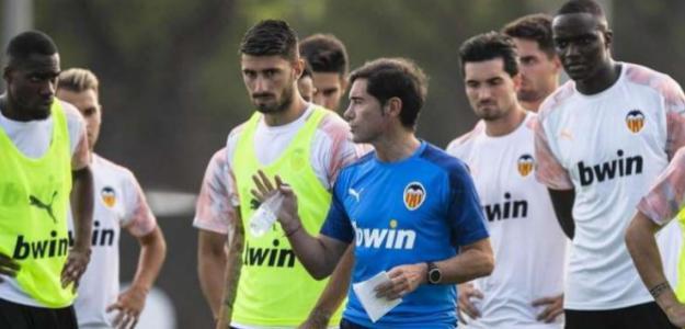 El Valencia CF coloca en la rampa de salida a Uros Racic / es.besoccer.com