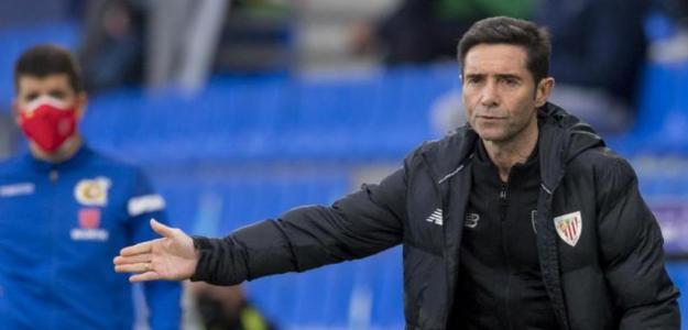 Athletic: Los 4 descartes de Marcelino para la próxima temporada