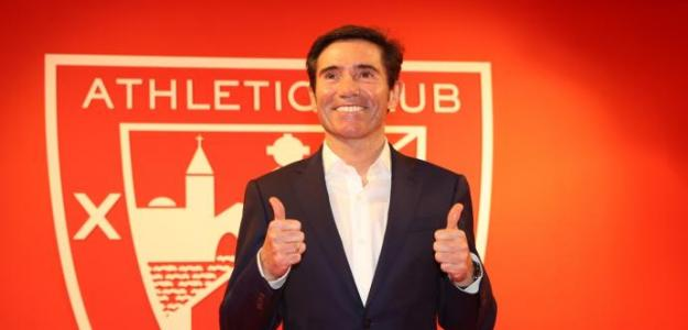Marcelino motiva a jugadores que estaban defenestrados en el Athletic / Deia.eus