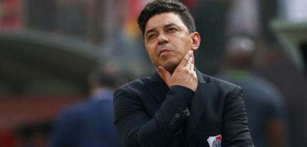 """Gallardo quiere pescar en el descendido Espanyol para su River Plate """"Foto: Olé"""""""