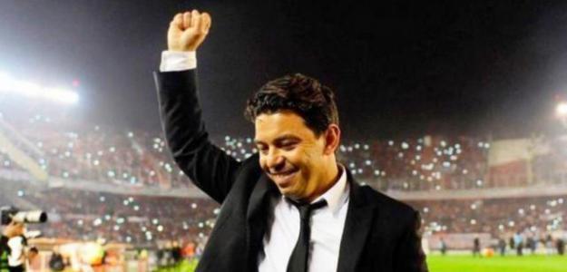 Matías Almeyda quiere a Gallardo al frente de River. Foto: El Intra Sport