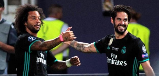 Los 4 futbolistas que el Madrid debe vender sí o sí. Foto: sportbuzzer.de