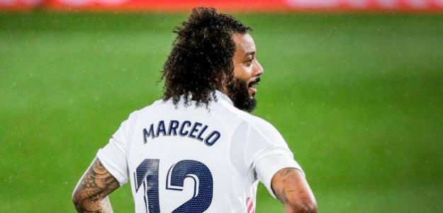 Ancelotti sentencia a Marcelo en el Real Madrid