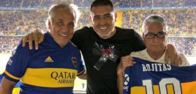 """Una leyenda de Boca Juniors recomendó un fichaje a Riquelme """"Foto: Infobae"""""""